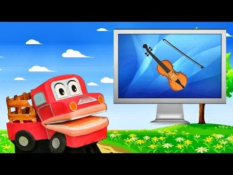 Los Instrumentos Musicales Clásicos - Barney El Camion - Canciones Infantiles - Video para niños #