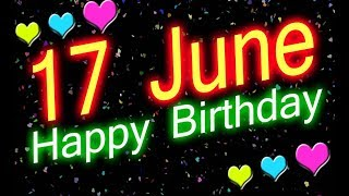 17 June Special New Birthday Status Video, happy birthday wishes, birthday msg quotes जन्मदिन