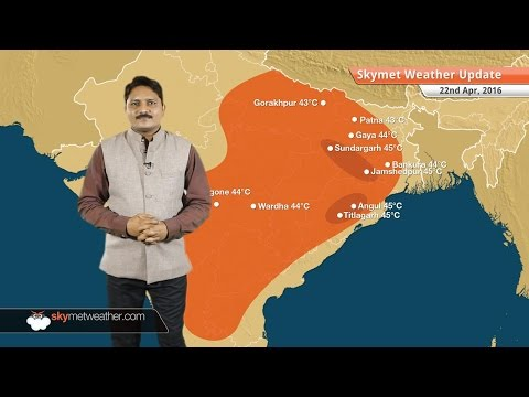 Weather Forecast for April 22: Delhi will see thundery weather, heat wave in West and Central India