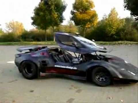 Classic Kitcars Sebring Kit Car Sterling Nova Kitcar Inc No Lamborghini Countach Youtube