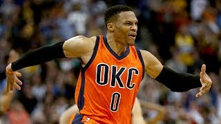 Russell Westbrook BEST PLAY EVERY GAME | MVP Season 2016-2017