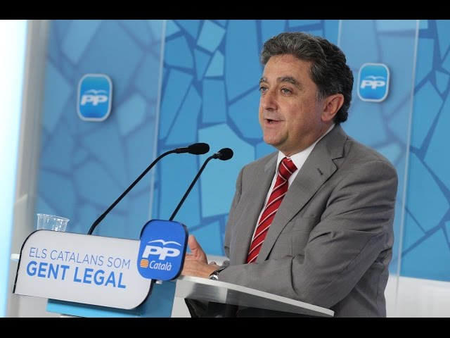 """PPC - Califica como """"ataque indecente y frontal a la democracia"""" las declaraciones de Junqueras"""