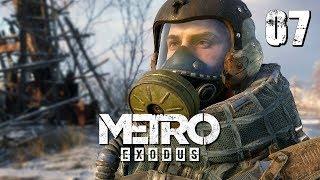 """Let's Play Metro Exodus #07 (PC) ~ """"EERSTE NACHT-AANVAL!"""" ~ Nederlands, HP OMEN X (2K)"""