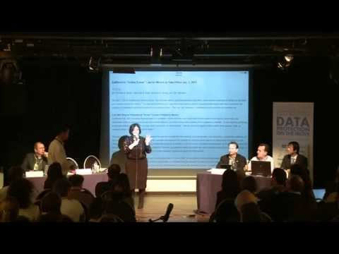 CPDP 2015: The right to be forgotten. European and international perspectives.