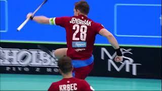 2018 Mens WFC - CZE v FIN Highlights