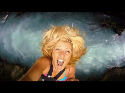 Bungee Jumping  - TV Commercial - You in HD?