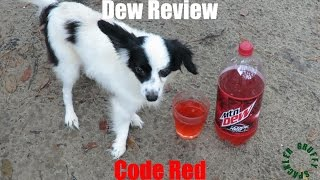 Dew Review - Code Red