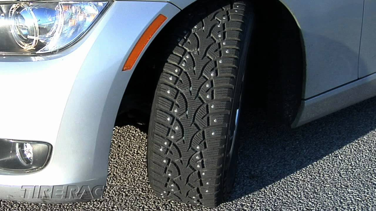 Firestone Winterforce Tires >> Tire Rack - Winter Testing at the Arctic Circle: Studdable ...