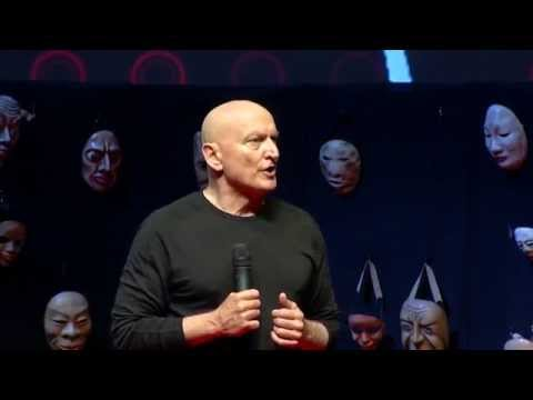 Behind the mask / beneath the ego: Rob Faust at TEDxReset 2014