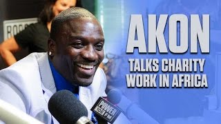Akon On Solar Lighting For Africa + Strip Club Tips & Tricks!