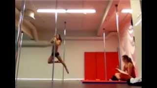 Great Pole Dancing Performance