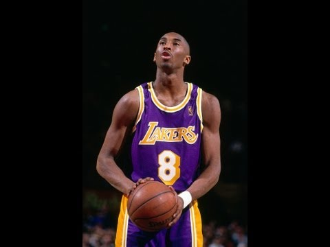 Kobe Bryant's Top 10 Plays Of 1996-1997 Nba Season (rookie Year) video