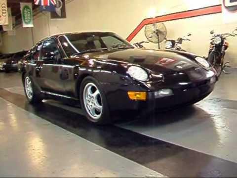 Der Checker Porsche 968 Cs