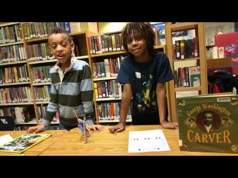 Our first Black History Biography
