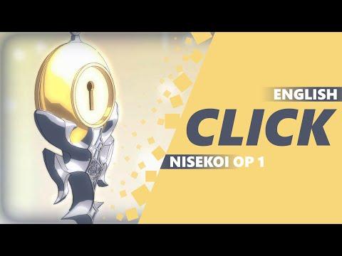 ENGLISH NISEKOI OP 1 - Click [Dima Lancaster]