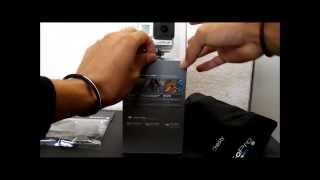 GoPro HERO3+ Silver Edition (Unboxing) Español