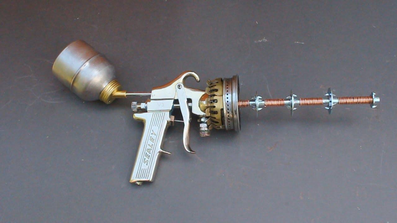 How to Make a Ray Gun Prop Style Ray Gun Prop