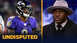 Ravens' inability to make in-game adjustments cost them the game — Reggie Bush | NFL | UNDISPUTED