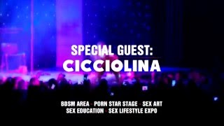 EROTIC ART FESTIVAL 2016 - OFFICIAL TV SPOT