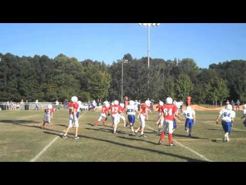 Matthew Yager 2010 Football Highlights