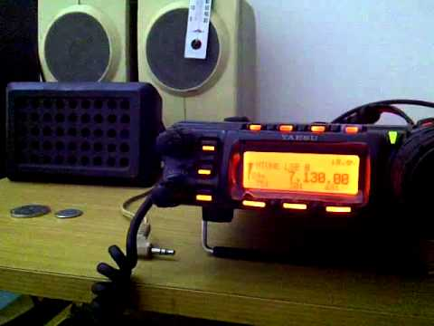 9M2SX QSO WITH 9M2NZ ON 7130 kHz