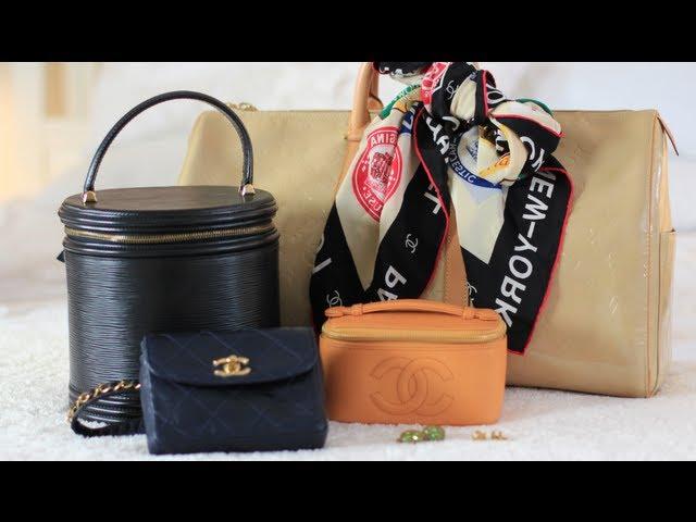 Subbie Mail and Vintage Designer Bags