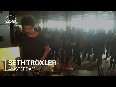 Seth Troxler 50 min Boiler Room Amsterdam DJ set