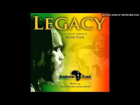 Andrew Tosh - Rastafari Is