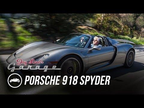 2015 Porsche 918 Spyder - Jay Leno's Garage