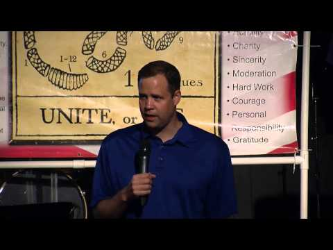 Tulsa 9.12 Project - Congressman Jim Bridenstine
