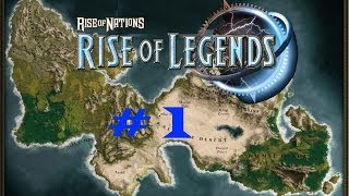 Rise of Nations: Rise of Legends #1 [Знакомьтесь-Алексей]