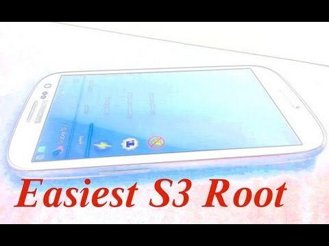 How To Root Samsung Galaxy S3 on Windows [Universal Guide/All models/All Versions]