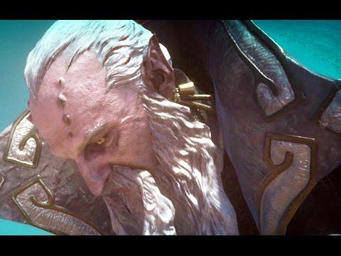 Final Fantasy 15 Full Ramuh Summon Gameplay - Final Fantasy XV