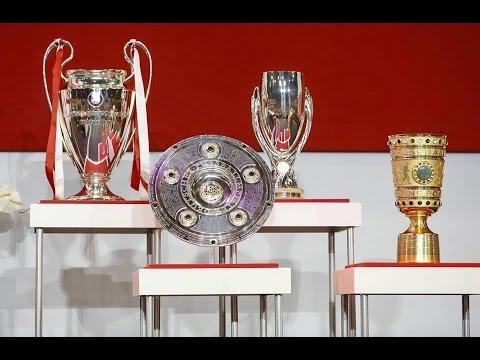 Dante - Wir gewinnen die Meisterschaft (Offizielle Triple Song 2013 FC Bayern)