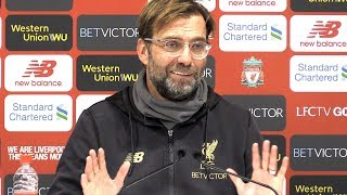 Liverpool 3-1 Manchester United - Jurgen Klopp Full Post Match Press Conference - Premier League