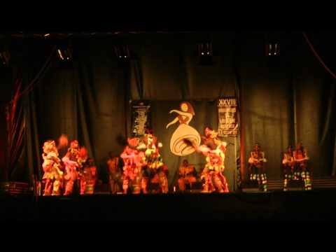 Togolese folk dance: Dance Idjombi (Region of Kara)&Initiation of the youngers