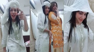 Tu Ku Mere Pichey Para Hai | Funny | Pathan Dialogs | Funny Acting Beautiful Girl