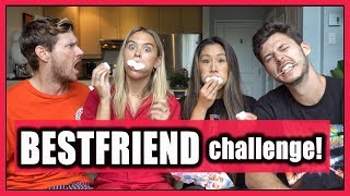 BESTFRIEND CHALLENGE avec Cindy Cournoyer et Alex L'abbée!