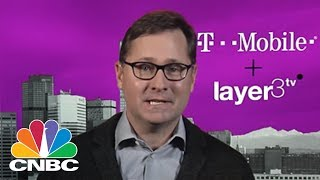 T-Mobile COO Mike Sievert: We Are Entering The $100 Billion Paid Television Market | CNBC