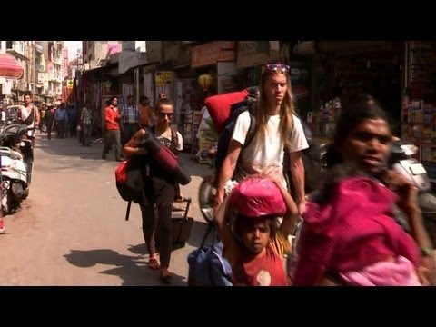 Rape Fears Fuel Tourist Anxiety In India video