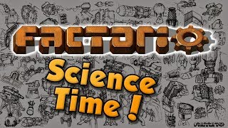 SCIENCE TIME! ep 8. Factorio 0.16 Let's Play - modded