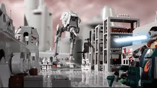 Rebels Paint the Town Orange - LEGO Star Wars - Stop Motion