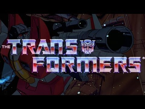 White Lion - Transformers The Movie Theme