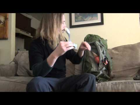Osprey Kestrel 48 Review & Bug Out / Backpacking Contents