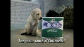 Cottonelle Toilet Paper (Monster) Commercial