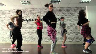 Up and down ★ Britney Sprears ★ Street Jazz  dancing classes