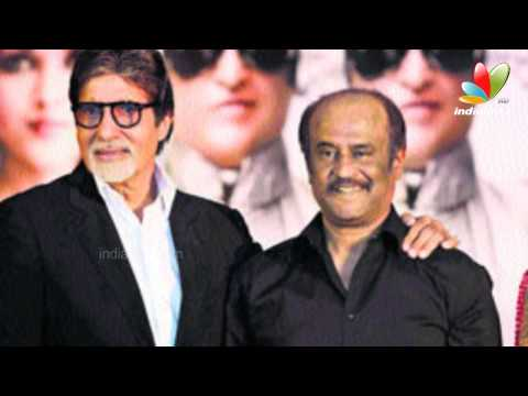Kochadaiiyaan Music Launch on March 9 - Amitabh ,The Chief Guest | Rajinikanth , Deepika Padukone