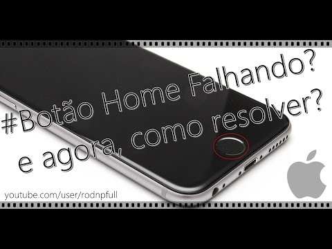 Botao Home iPhone 3gs - Como resolver.