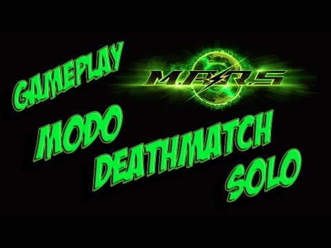 GamePlay MARS - Novo Modo DeathMatch Solo