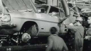 Produktion Ford Capri MK1 1970 - Ford Werke Köln